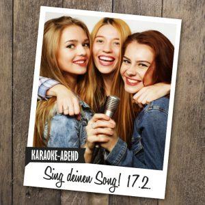 Karaoke-Abend